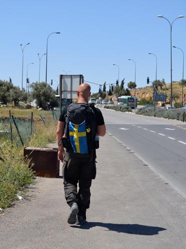 Day 159 Walking to Bethlehem